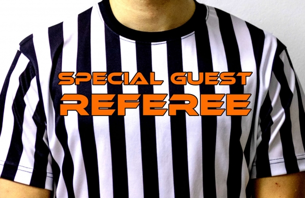 Διάλεξε τον special guest referee του main event (video)