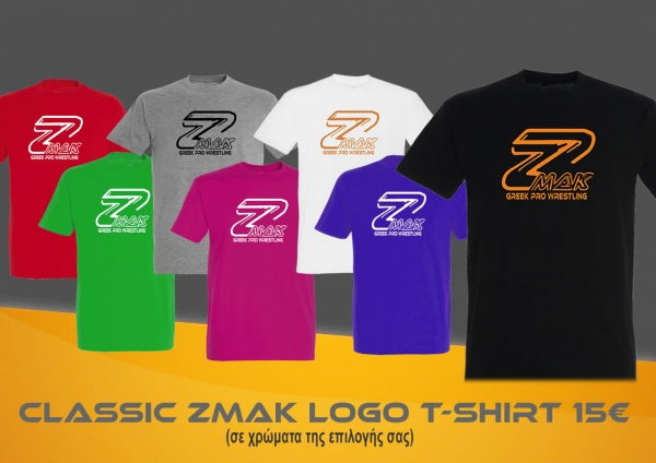 ZMAK OLDSCHOOL t-shirt