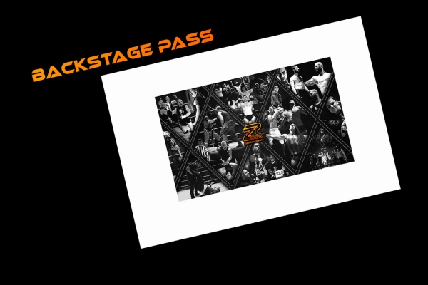 ΖΜΑΚ BACKSTAGE PASS
