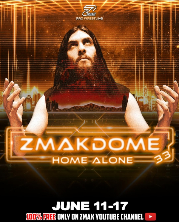 "ΖΜΑΚDOME 33 ""Home Alone"""